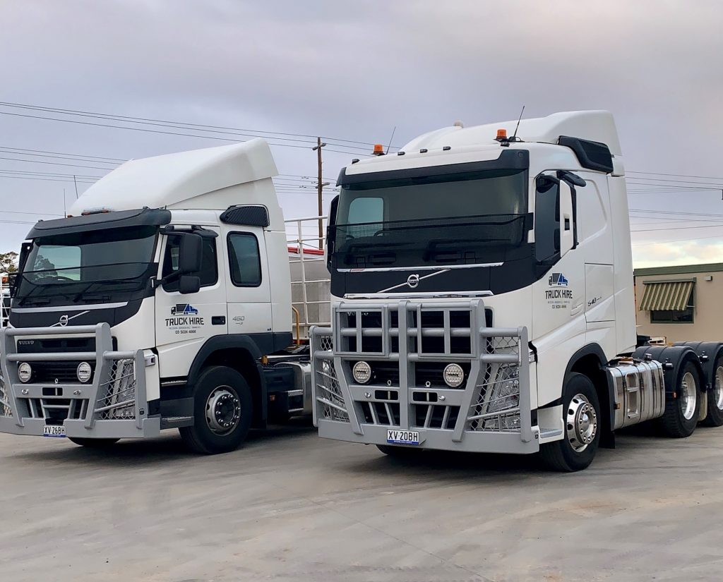 Truck & Trailer Hire | Mildura Truck Hire