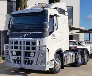 Volvo Pm4 XV20BH | Mildura Truck and Trailer Hire