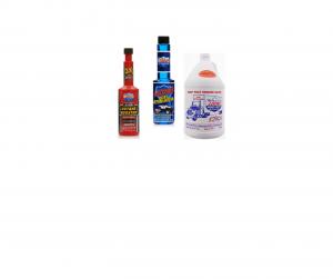 Oil, Fluids & Grease